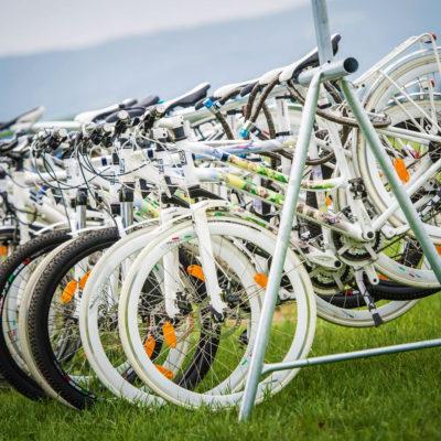 Sonderkonstruktion Fahrradständer